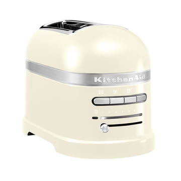 KitchenAid - Artisan Toaster 5KMT2204E, 2 slices, cream