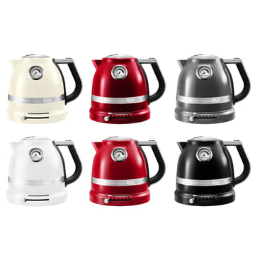 KitchenAid - Artisan water boiler, 1,5 L - colours