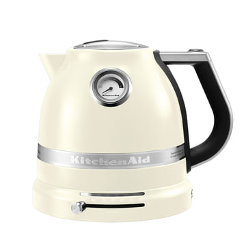 KitchenAid - Artisan kettle, 1,5 L, cream