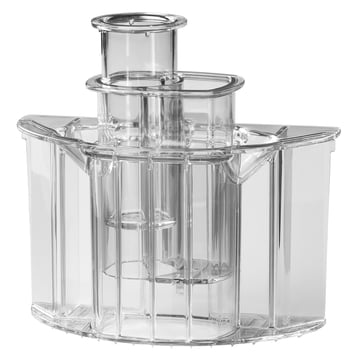 KitchenAid - Food Processor, 3,1 L - 3-piece ultra-wide food pusher/feed tube
