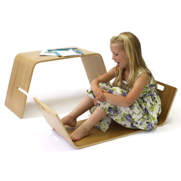 Johngreen. - Embrace Shelf - child