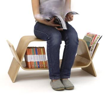 Johngreen. - Embrace Shelf - sitting person