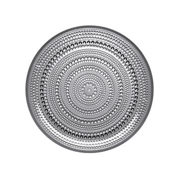 Iittala - Kastehelmi plate 17cm, grey