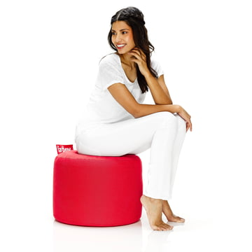 Point stool/beanbag by Fatboy