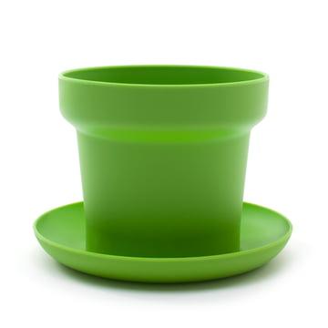 Authentics - Green plant pot, green