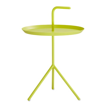 Hay DLM XL side table, yellow