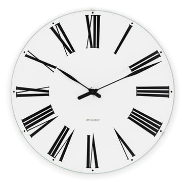 Rosendahl - AJ Roman wall clock, Ø 48 cm