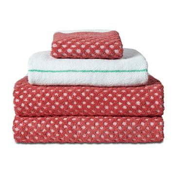 Scholten & Baijings Towel, Guest Towel and Face Towel