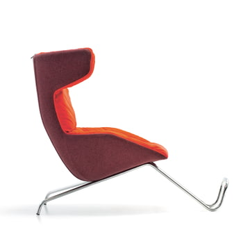 Moroso - take a line for a walk - red