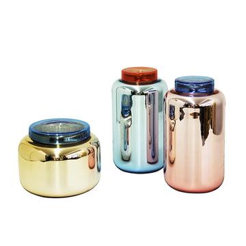 Pulpo - Container Vase -group, colours