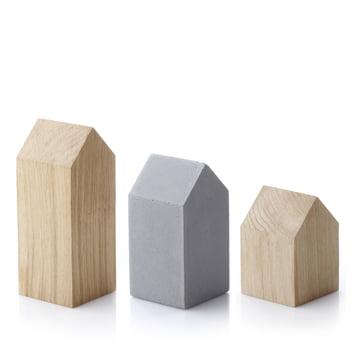 applicata - Arch You - natural oak and concrete