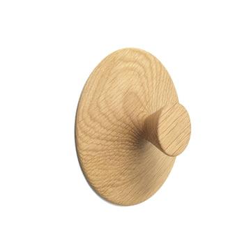 applicata - Nipple, natural oak, small