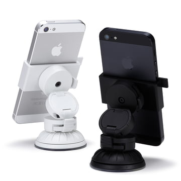 Just Mobile - Xtand Go iPhone 5, black, white