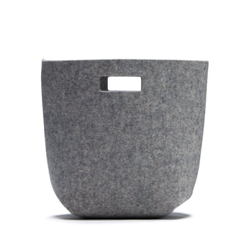 Hey Sign - Paper bin S, anthracite