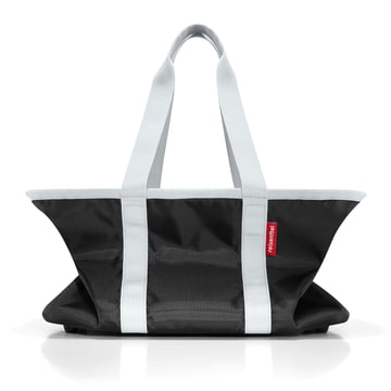 reisenthel - mini maxi basket, black - folding