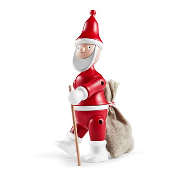 Kay Bojesen Denmark - Santa Claus - side