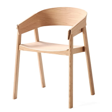 Muuto - Cover Chair, oak