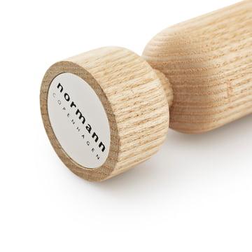 Normann Copenhagen - Lumberjack, ash wood - details, base