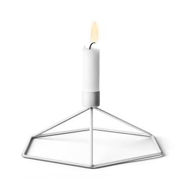 Menu - POV Table candleholder - white