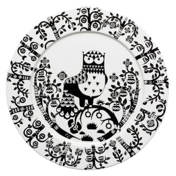 Iittala - Taika - black - Plate flat, Ø 30 cm