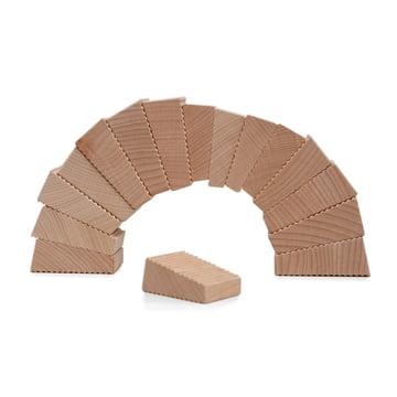 Lessing - Follies stacking game, bridge