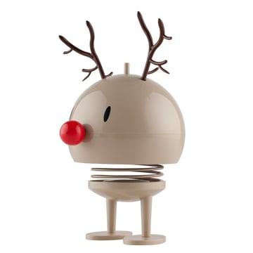Hoptimist - Reindeer Bumble Rudolph, large - side