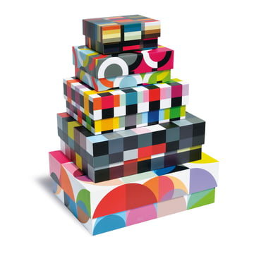Remember - Set of boxes, Solena - piled, inclined