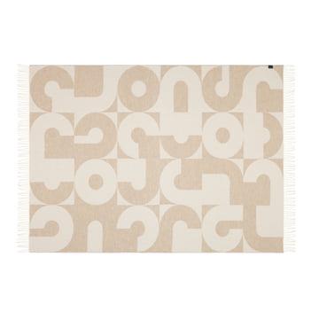 Vitra - Girard Wool Blanket, Circle Sections - back