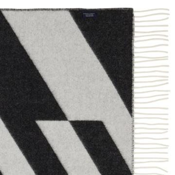 Vitra - Girard Wool Blanket, Diagonals - Details