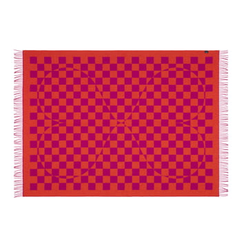 Vitra - Girard Wool Blanket Double Heart - back