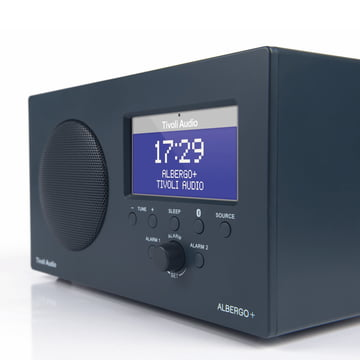 Tivoli Audio - Albergo+, graphite - inclined