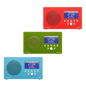 Tivoli Audio - Albergo+ - coloured fronts