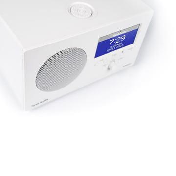 Tivoli Audio - Albergo+, white - from above