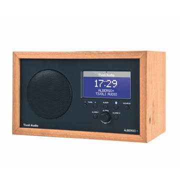 Tivoli Audio - Albergo+, graphite - cherry cabinet