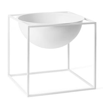 by Lassen - Kubus bowl, large, white