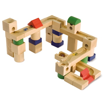 cuboro - cugolino basic set built up
