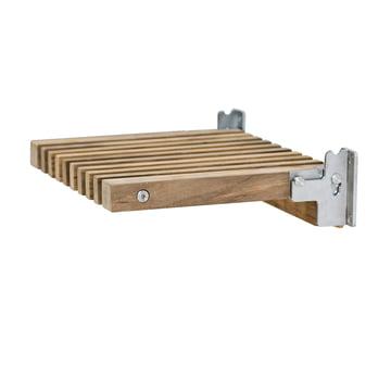 Skagerak - Cutter folding seat, teak