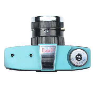 Lomography - Diana F+ - top