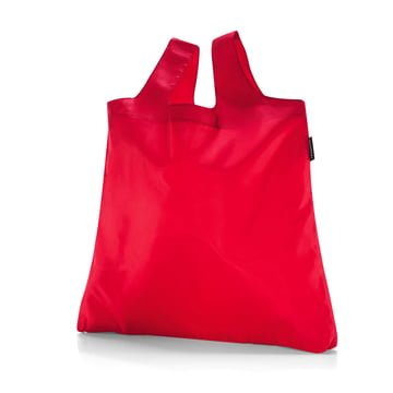 reisenthel - mini maxi shopper, red - open