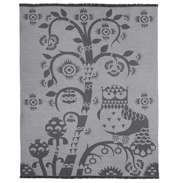 Iittala - Taika Woollen Blanket, grey