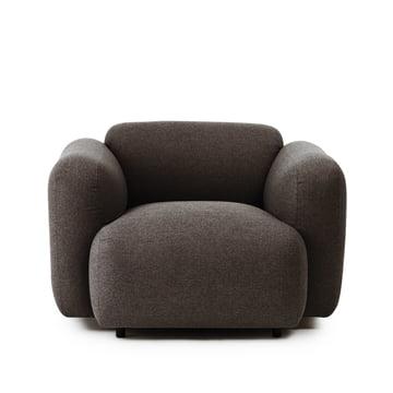 Normann Copenhagen - Swell armchair, 60004