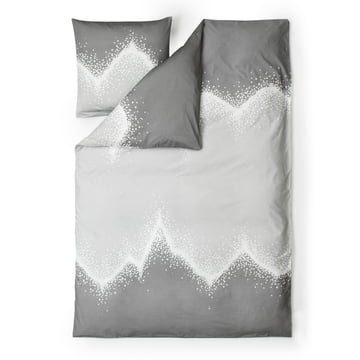 Normann Copenhagen - Sprinkle bed linen, grey