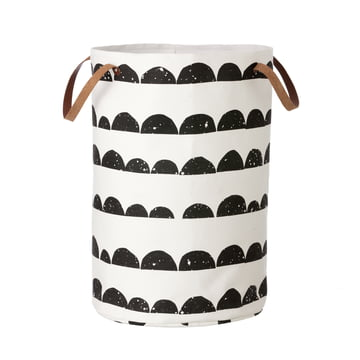 Ferm Living - Half Moon Laundry Basket