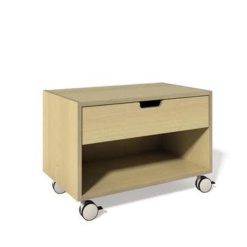 Müller Möbelwerkstätten - Bedside table Modular, maple