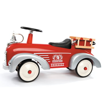 Baghera - Firefighter Ride-on