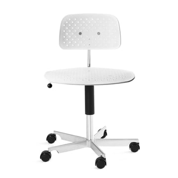 Engelbrechts - Kevi Air Swivel Chair, white