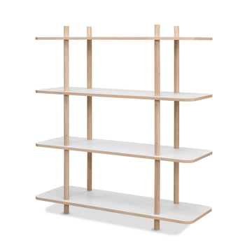 Skagerak - DO Shelf, 4 compartments