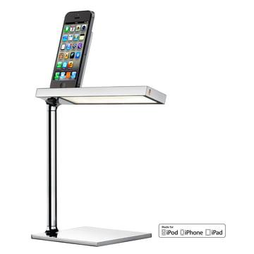 Flos - D'E Light Table Lamp Chromo iPhone 5
