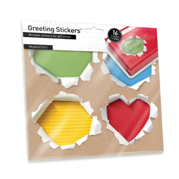 Peleg Design - Greeting Stickers - package