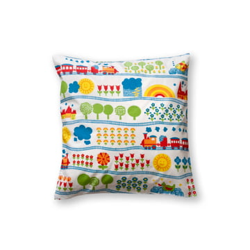 byGraziela - Pillow Case 40 x 40cm, Train